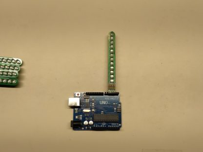 12LEDstick with Arduino UNO